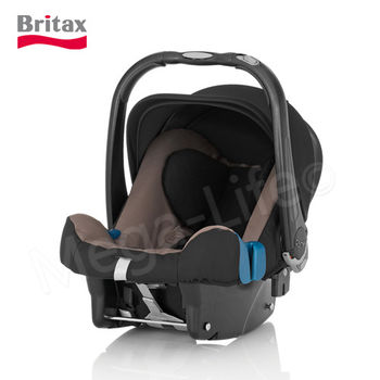 Britax 旗艦提籃型汽座(咖啡)