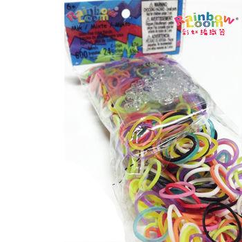 【BabyTiger虎兒寶】Rainbow Loom 彩虹圈圈補充包1入