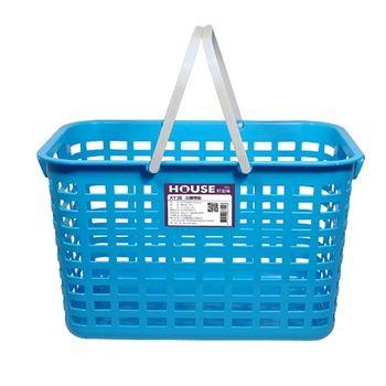 【將將好收納】3Q購物籃-3色可選