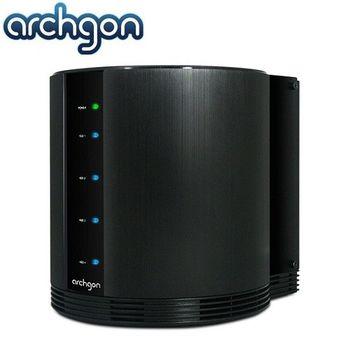 archgon亞齊慷 3.5吋USB3.0/eSATA 4Bay磁碟陣列外接盒-MH-3642RD-U3