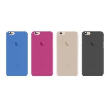 iPhone 6/6s 超薄 透明矽膠手機保護硬殼 保護套 透明殼 手機殼