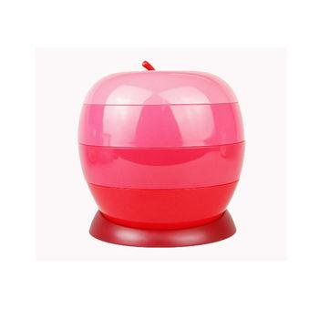 【買達人】造型蘋果旋轉盒