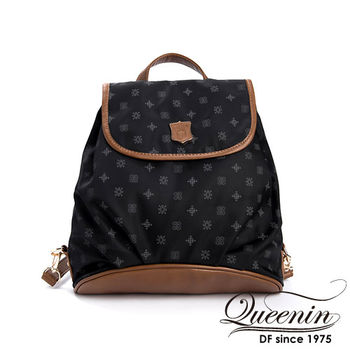 DF Queenin日韓 - 日本熱銷款輕便淑女小巧後背包-共5色