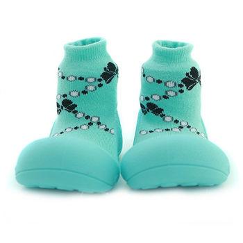 Attipas襪型學步鞋[真品平輸]-薄荷珍珠