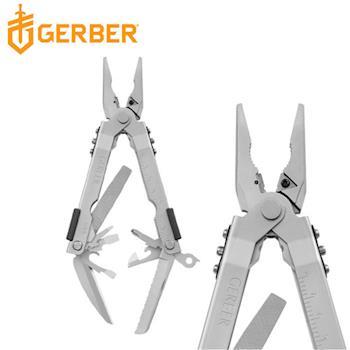 Gerber MP600 多功能隨身尖嘴工具鉗-霧銀 07530