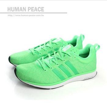 adidas adizero feather 4 跑鞋 綠 女款 no979