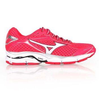 【MIZUNO】WAVE ULTIMA 7 女慢跑鞋- 路跑 美津濃 粉桃紅白