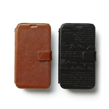 ZENUS SAMSUNG GALAXY S5 復古刻紋 書本式皮套