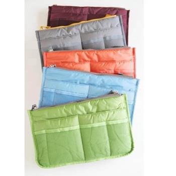 [fun bag]手提 多功能 旅行收納包 袋 包中包 拉鏈式 收納包