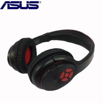 ASUS 華碩 mp3 耳罩式插卡耳機 FM/插卡功能 (EQ-69)