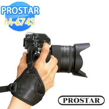 PROSTAR M-6743 真皮單眼相機手腕帶