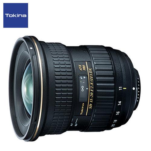 【Tokina】AT-X 11-20 PRO DX AF 11-20 mm F2.8 超廣角變焦鏡頭 (平輸貨)