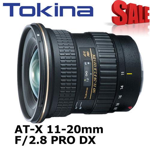 Tokina AT-X 11-20mm PRO DX AF 11-20 mm F2.8 超廣角變焦鏡頭 (平輸)