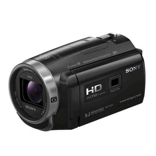 [送32G電池全配組]SONY PJ675 Full HD投影高畫質數位攝影機(公司貨)