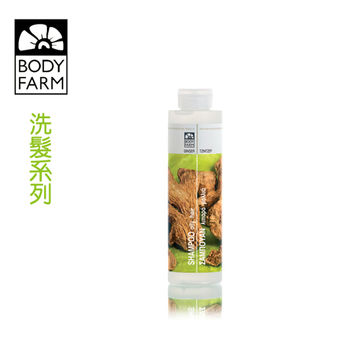 即期品BODYFARM生薑清爽洗髮精(油性髮質)250ml