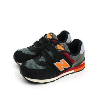 New Balance 574系列 運動鞋 黑 大童 no861