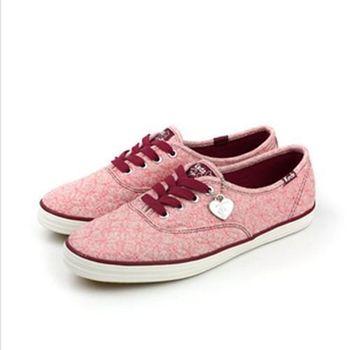 Keds 休閒鞋 紅 女款 no159