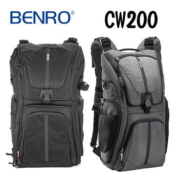 【BENRO百諾】CW200 酷行者系列雙肩攝影背包