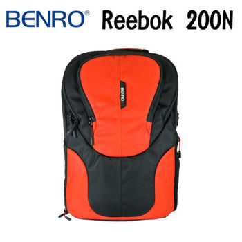【BENRO百諾】Reebok 200N 銳跑系列雙肩攝影背包
