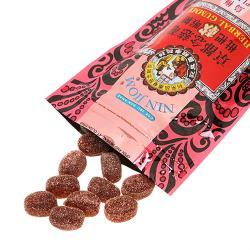 枇杷軟喉東森購物到貨時間糖-烏梅(30g/包)x8包