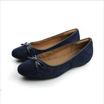 Clarks Alitay Giana 平底鞋 藍 女款 no716