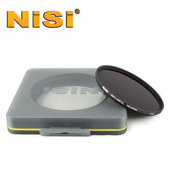 NISI ND2000 82mm 防水抗刮 中灰減光鏡
