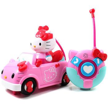 【Hello Kitty 家家酒系列】KT遙控小跑車