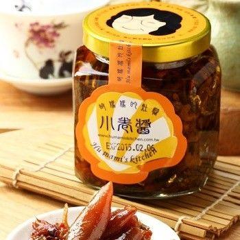 【胡媽媽灶腳】猴仙禮盒-小卷醬+仙人掌麵