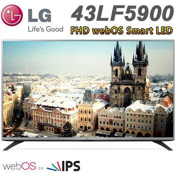LG樂金 43型FHD webOS Smart LED液晶電視(43LF5900)