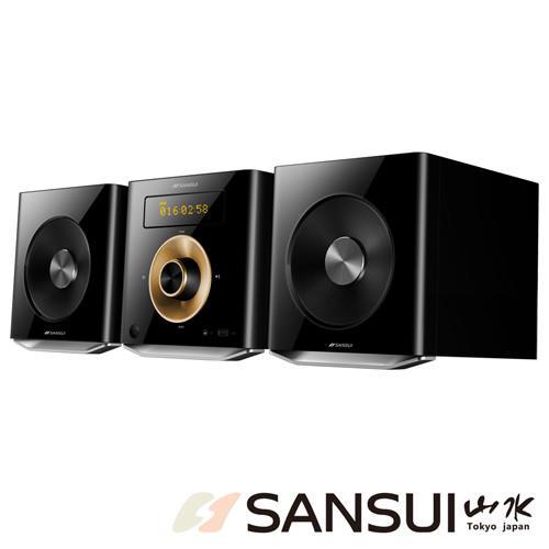 【品牌慶】山水SANSUI 數位式藍芽/USB/CD/FM床頭音響組(MS-616)