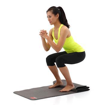 【BH】摺疊運動訓練墊