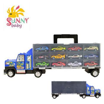 【Sunnybaby生活館】提盒卡車