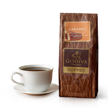 【GODIVA】咖啡粉系列-焦糖味咖啡粉