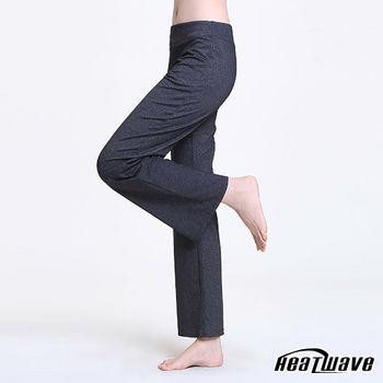 Heatwave 機能瑜珈/韻律褲-長褲-墨雅漫舞-70216