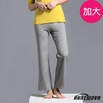 Heatwave 加大瑜珈/韻律褲-長褲-銀灰活力-70300