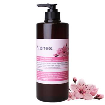 【Arenes】櫻花香氛植萃洗髮露(500ml)