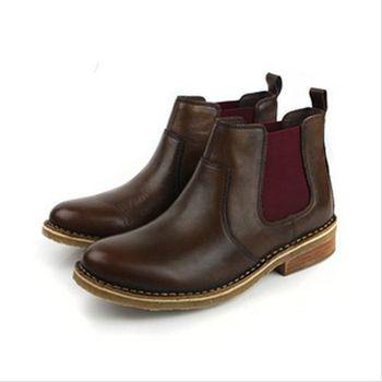 Kimo 靴子 咖啡 女款 no428