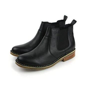 Kimo 靴子 黑 女款 no427