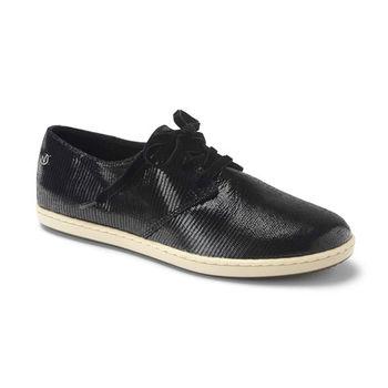 【美國VIONIC法歐尼】健康美體時尚鞋  Palermo-巴拉茉(亮面黑)