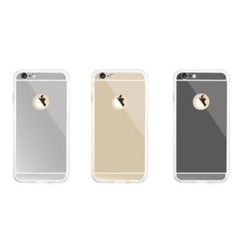 iphone 5.5吋 TPU 鏡面 鍍金 軟殼 手機保護殼