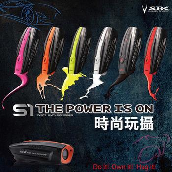 (64G記憶卡) SBK 速百克 S1 1080P 機車/單車 超流線運動行車記錄器