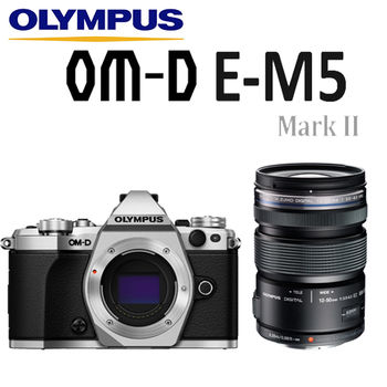 {64G+電池組} OLYMPUS OM-D E-M5 Mark II 12-50mm KIT (公司貨)