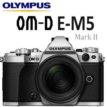 [64G全配]OLYMPUS OM-D E-M5 Mark II 12-40KIT組 (公司貨)