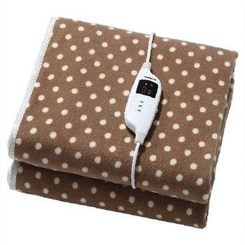 【日象】單人暖馨微電腦溫控電熱毯 ZOG-2110C