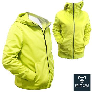 【VB】台灣製造 防風防水彈性內刷毛保暖連帽外套