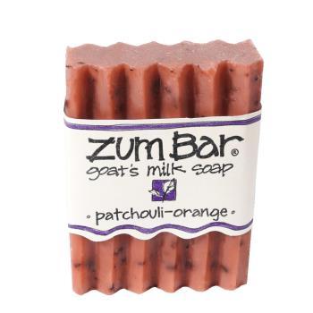 Indigo Wild-Zum Bar天然精油冷製手工羊奶皂(廣藿香柑橘)85±5g