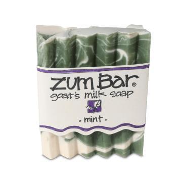 Indigo Wild-Zum Bar天然精油冷製手工羊奶皂(薄荷)85±5g