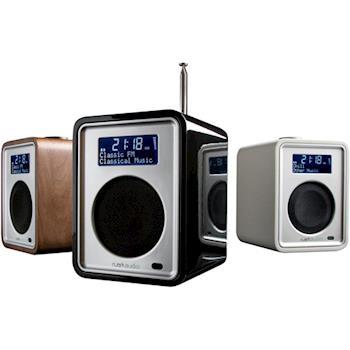 【英國Ruark】 桌上型數位廣播收音機(R1)