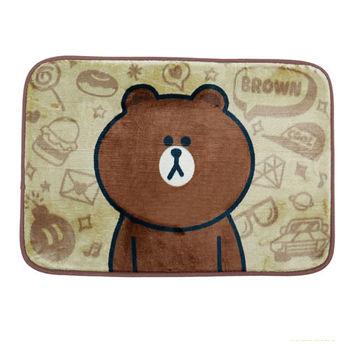 【BEDDING】 熊大的幻想  居家防滑腳踏墊