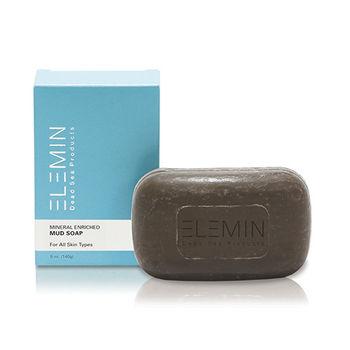 以色列死海Elemin死海礦物洗臉專用泥皂 140g